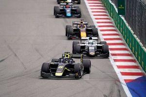 Dan Ticktum, Carlin, Matteo Nannini, Campos Racing