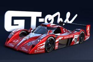 La storia della Toyota GT-One