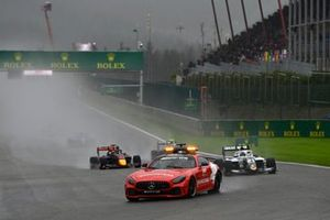 Mercedes safety car, Lorenzo Colombo, Campos Racing