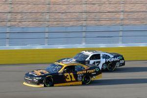 Ty Dillon, Jordan Anderson Racing, Chevrolet Camaro South Point Hotel & Casino, Kyle Weatherman, Mike Harmon Racing, Chevrolet Camaro PORAC