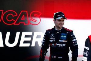 Podium: Lucas Auer, Mercedes AMG Team Winward