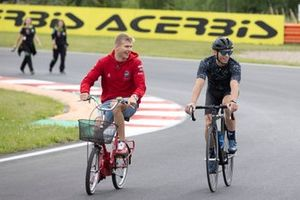 Nikki Tulli, MV Agusta Corse Clienti, Michael van der Mark, BMW Motorrad WorldSBK Team
