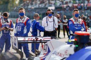 Гюнтер Штайнер Haas F1