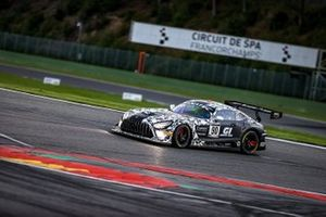 #90 Madpanda Motorsport Mercedes-AMG GT3: Ezequiel Perez Companc, Rik Breukers, Ricardo Sanchez