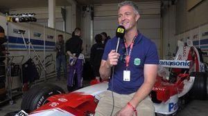 Ralf Schumacher interview Jack's Racing Day Assen 2021