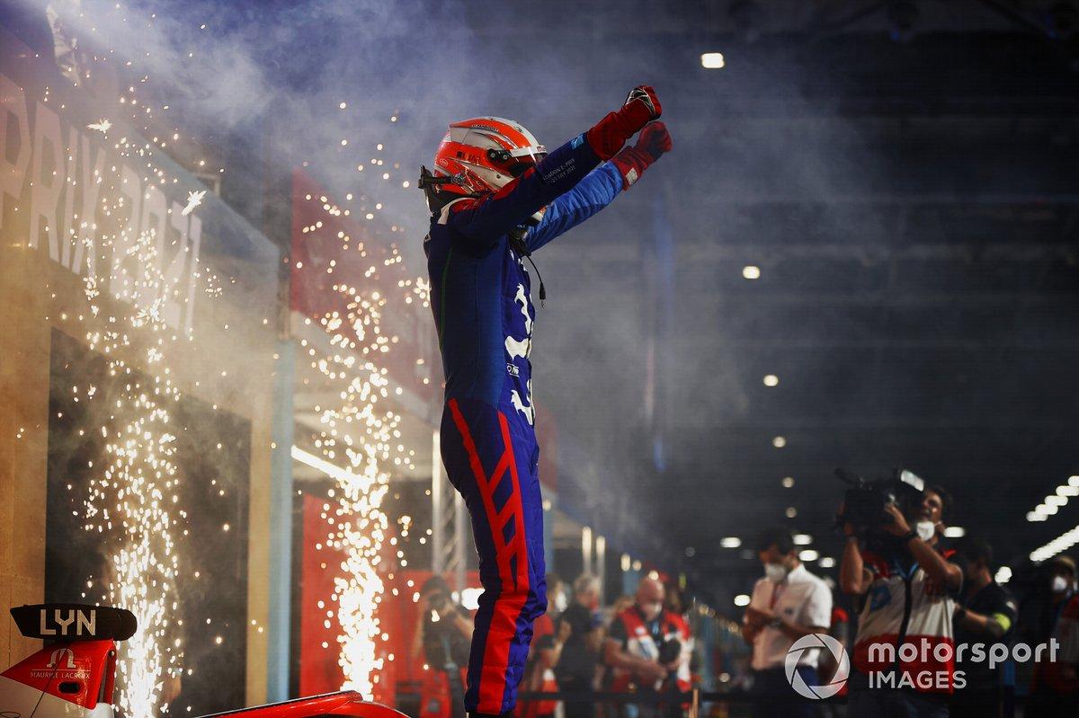 Alex Lynn, Mahindra Racing,