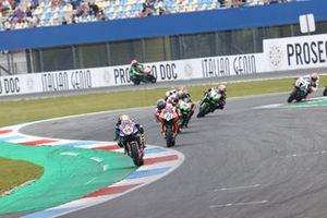 Andrea Locatelli, PATA Yamaha WorldSBK Team, Michael Ruben Rinaldi, Aruba.It Racing - Ducati