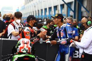 vMichael Ruben Rinaldi, Aruba.It Racing - Ducati, Toprak Razgatlioglu, PATA Yamaha WorldSBK Team