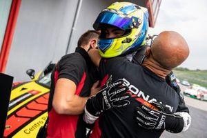 Marzio Moretti, Bonaldi Motorsport festeggia il secondo posto