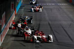 Sergio Sette Camara, Dragon Penske Autosport, Penske EV-5, Norman Nato, Venturi Racing, Silver Arrow 02, Rene Rast, Audi Sport ABT Schaeffler, Audi e-tron FE07