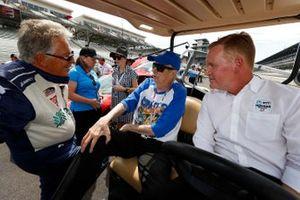 Mario Andretti, Robin Miller, Dave Furst
