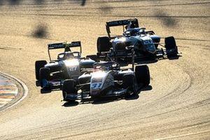 Zdenek Chovanec, Charouz Racing System, Johnathan Hoggard, Jenzer Motorsport and Laszlo Toth, Campos Racing