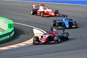 Jack Doohan, Trident, Victor Martins, MP Motorsport et Dennis Hauger, Prema Racing