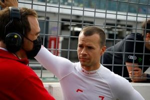 #4 Phoenix Racing Audi R8 LMS: Patric Niederhauser