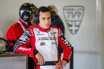 #3 REBELLION RACING - Rebellion R13 - Gibson:Pipo Derani
