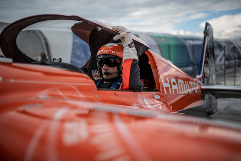 Nicolas Ivanoff, Red Bull Air Race pilot