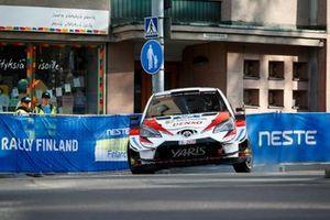 Juha Kankkunen, Toyota Gazoo Racing WRT Toyota Yaris WRC