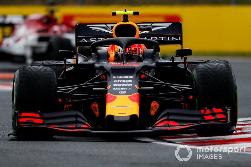 Pierre Gasly, Red Bull Racing: 4 puan
