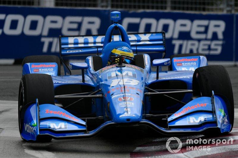 8. Sebastien Bourdais, Dale Coyne Racing with Vasser-Sullivan Honda