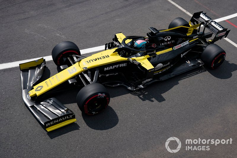 2019: Renault F1 Team R.S.19
