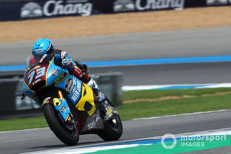 Alex Márquez, Marc VDS Racing