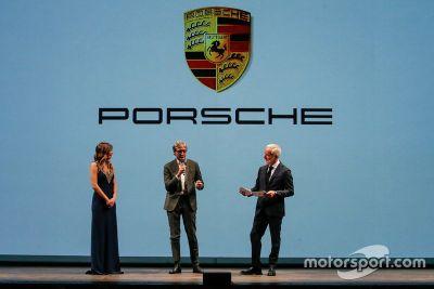 Presentazione Porsche Taycan turbo S