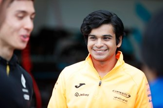 Arjun Maini, Campos Racing