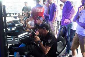Jose Maria Lopez, Dragon Racing, Sébastien Buemi, Nissan e.Dams at the eRace