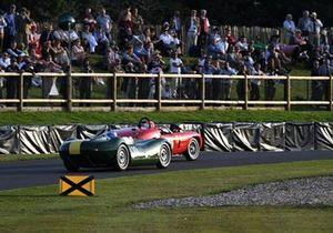 Sussex Trophy Minshaw Lister Hancock Ferrari