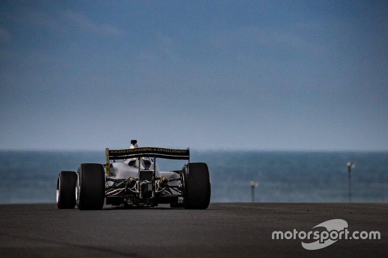 S5000 Phillip Island driver evaluation test