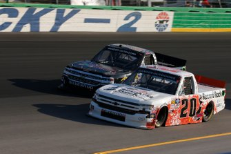 Spencer Boyd, Young's Motorsports, Chevrolet Silverado Record Rack