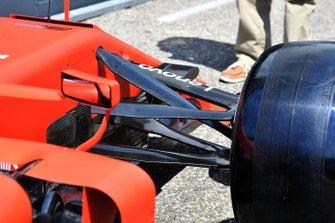 Voorwielophanging Ferrari SF90