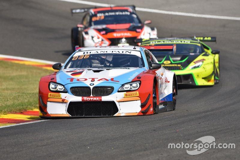 #36 Walkenhorst Motorsport BMW M6 GT3: Henry Walkenhorst, David Pittard, Anders Buchardt, Donald Yount