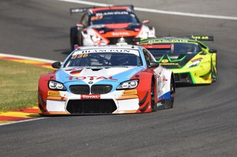 #36 Walkenhorst Motorsport BMW M6 GT3: Henry Walkenhorst, David Pittard, Anders Buchardt, Donald Yount