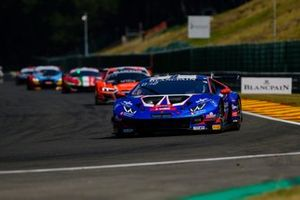 #12 Ombra Racing Lamborghini Huracan GT3 2019: Dean Stoneman, Stefano Gattuso, Denis Dupont, Corey Lewis