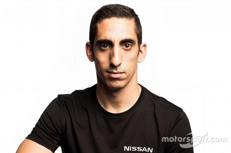 Sébastien Buemi sigue en Nissan e.Dams