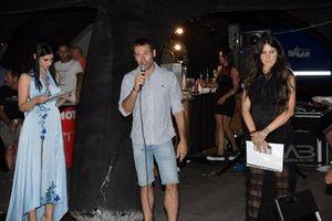 Jessica dal Bo, Luca Raggi, Veronica Rossi