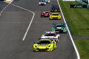 #777 CAR GUY Racing Ferrari 488 GT3: James Calado, Kei Cozzolino, Miguel Molina