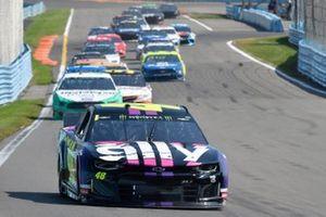 Jimmie Johnson, Hendrick Motorsports, Chevrolet Camaro Ally, Joey Logano, Team Penske, Ford Mustang MoneyLion