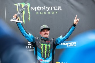 Podium: Andreas Bakkerud, Monster Energy RX Cartel