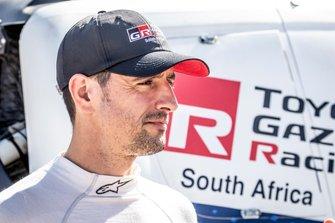 Alex Haro, Toyota Gazoo Racing