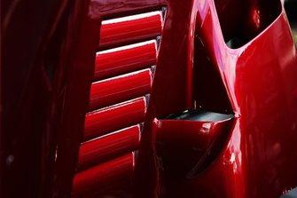 Dettaglio della Mazda DPi