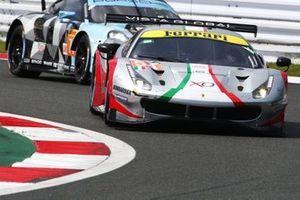Томас Флор, Франческо Кастеллаччи и Джанкарло Физикелла, AF Corse, Ferrari 488 GTE Evo (№54)