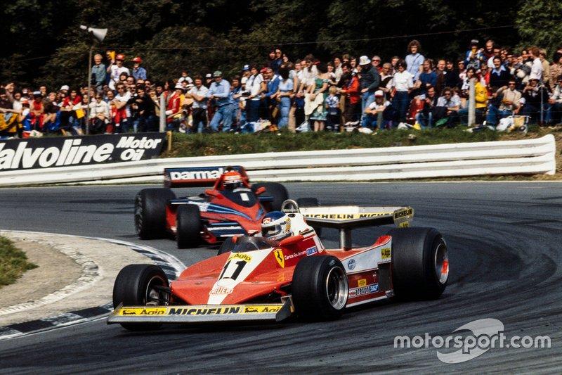 1978年:カルロス・ロイテマン(フェラーリ)