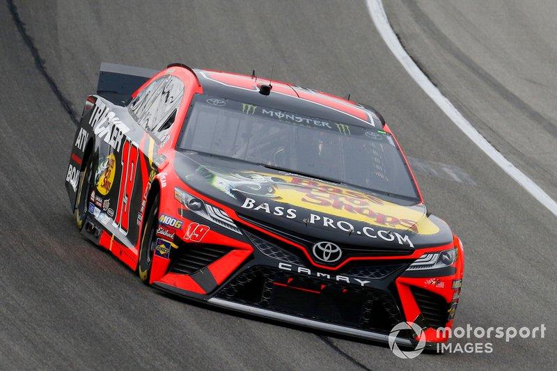 3. Martin Truex Jr., Joe Gibbs Racing, Toyota Camry