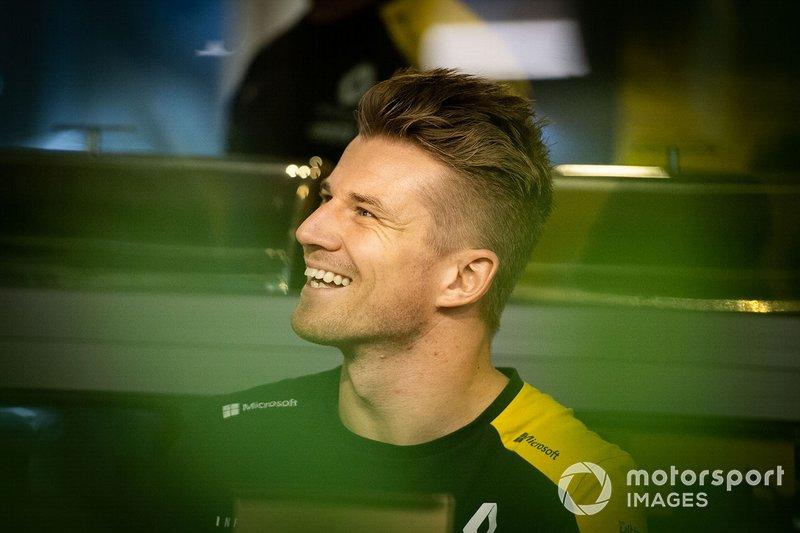 Nico Hulkenberg, Renault F1 Team, 7 puan