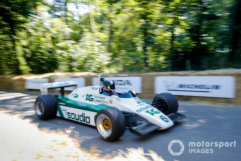 Williams FW08 de 1982
