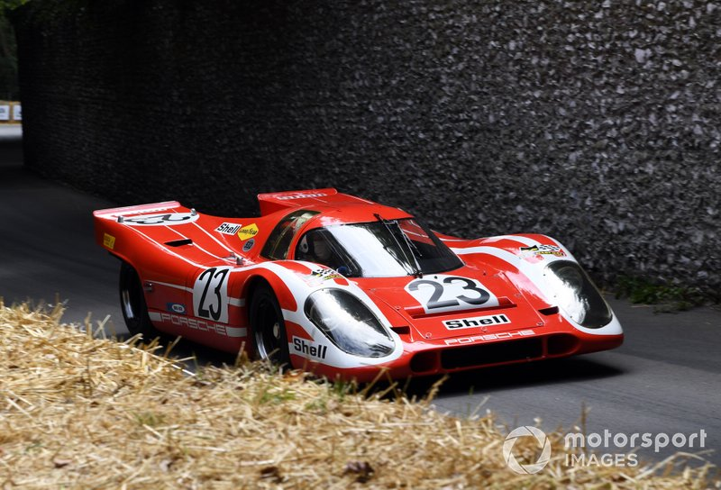 Ричард Эттвуд Porsche 917