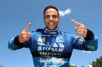 Pole sitter Dylan Pereira, Momo Megatron Lechner Racing