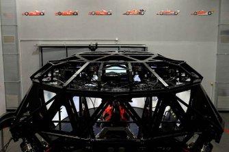 Simulador de Ferrari